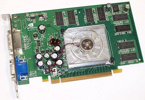 Dell nVidia Quadro FX540 128MB DVI VGA PCI-E Video Card - Dell T9098