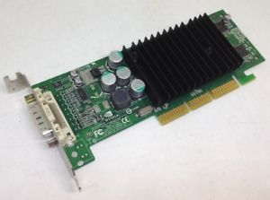 128MB Dell GeForce FX5200 DMS-59 AGP 8x Low-Profile G0773