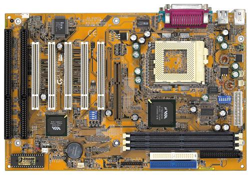 Gigabyte GA-6VXE7+ Socket 370 Motherboard