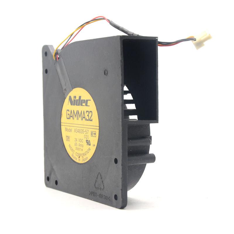 HP 252360-001 Compaq Proliant DL360 G2 System Fan Nidec GAMMA32 A34835-57