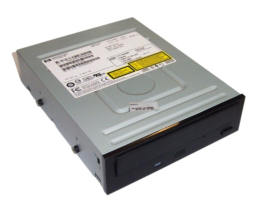Hitachi HL GCR-8483B CD-ROM 48X IDE with black bezel