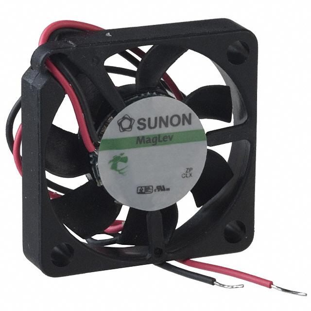 Sunon Gm0503Pev2-8 Fan Dc5V 0.4W Small 2-Wire