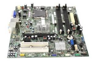 GN723 Dell Vostro 400 Core 2 Duo/Core 2 Quad System Board W/O CPU