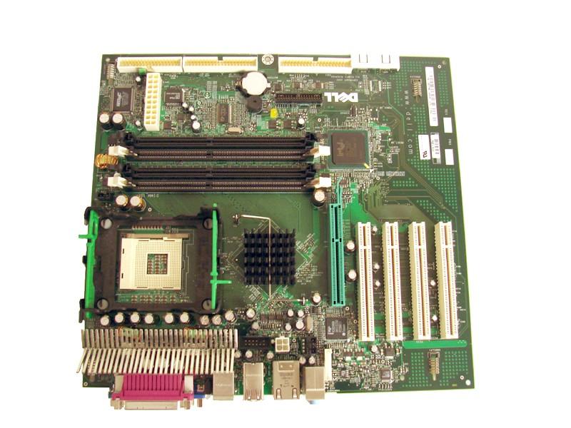 H1487 Dell System Board MotherboardOptiplex GX270 0H1487