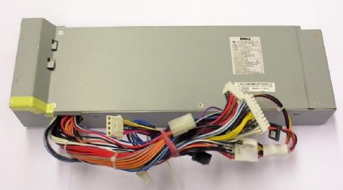 Dell H2370 550 Watt Power Supply For Precision 470 Workstation 0H237