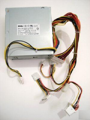 H2678 Dell 250 Watt Power Supply for Optiplex GX240, GX260, GX270 Min