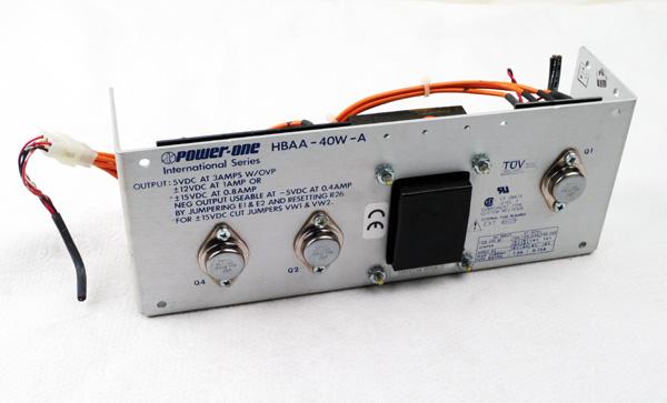 HBAA-40W-A Linear Power Supply 5V, 3A