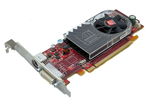 Dell ATI Radeon HD 3450 256MB 64-bit DDR2 PCI-E x16 Video Card