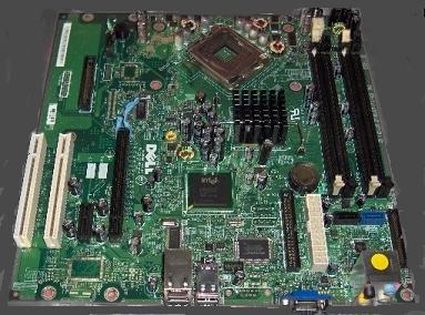 Hj054 Dell System Board - Dimension 5100 5150 E510 0Hj054