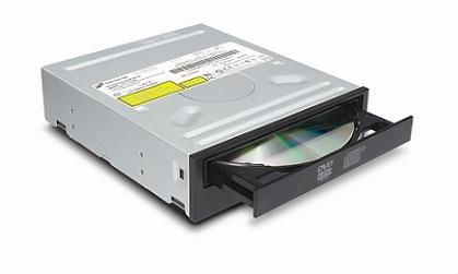 Dell HK440 48X32, CDRW/DVD combo, SATA, Black (0HK440)