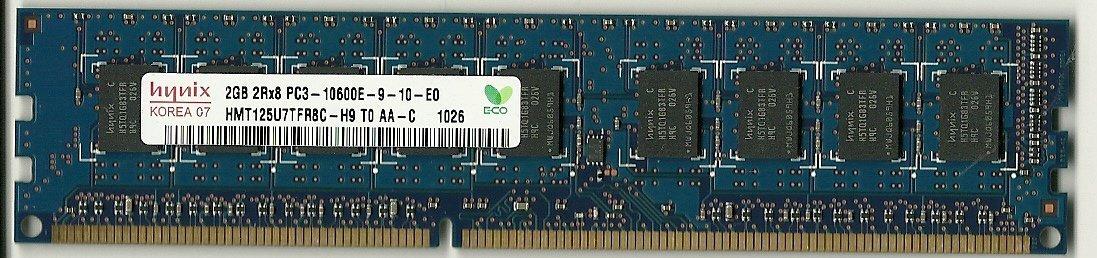 Hynix Semiconductor HMT125U7TFR8C-H9
