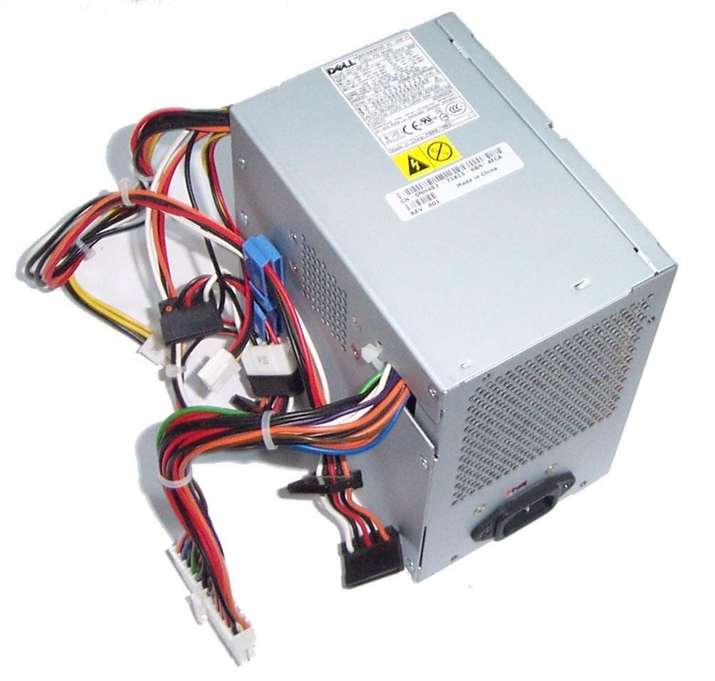 HP-P3077F3-Lf Dell 305 Watt Power Supply for Optiplex GX & Dimension