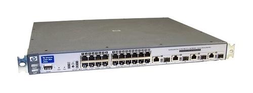 HP Procurve 2824 J4903A 24-Port Managed Gigabit Ethernet Network