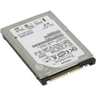 Hitachi 60GB HDD 2.5in IDE 9.5MM 5400RPM HTS541060G9AT00