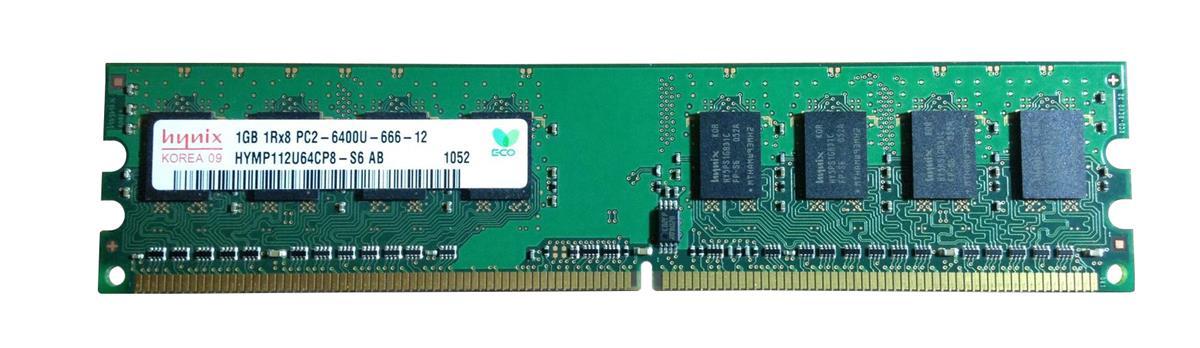 1GB 1Rx8 PC2 6400U