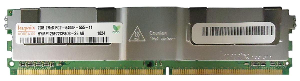 Dell Memory Upgrade KIT OF 2 - 2GB 2Rx8 PC2-6400F-555-11