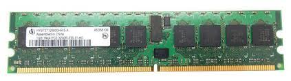 1GB 1Rx4 PC2 3200R 333