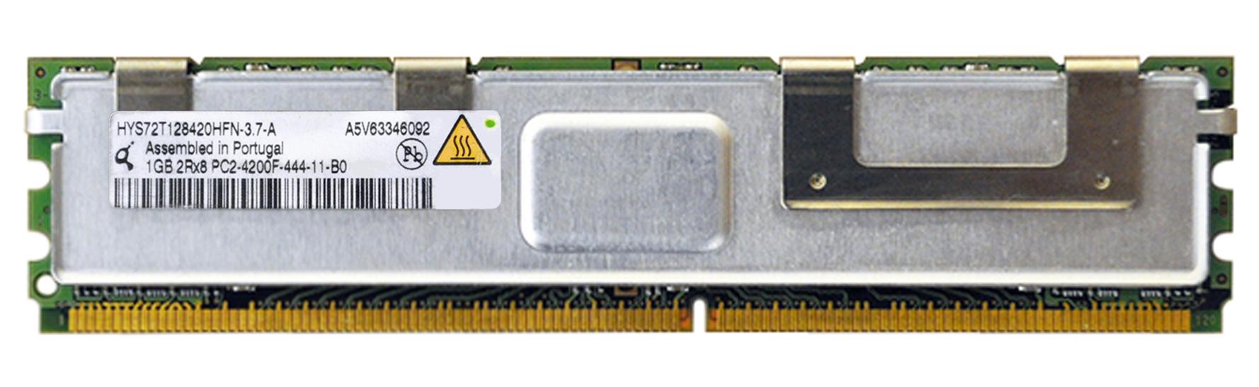 1GB 2Rx8 PC2 4200F 444
