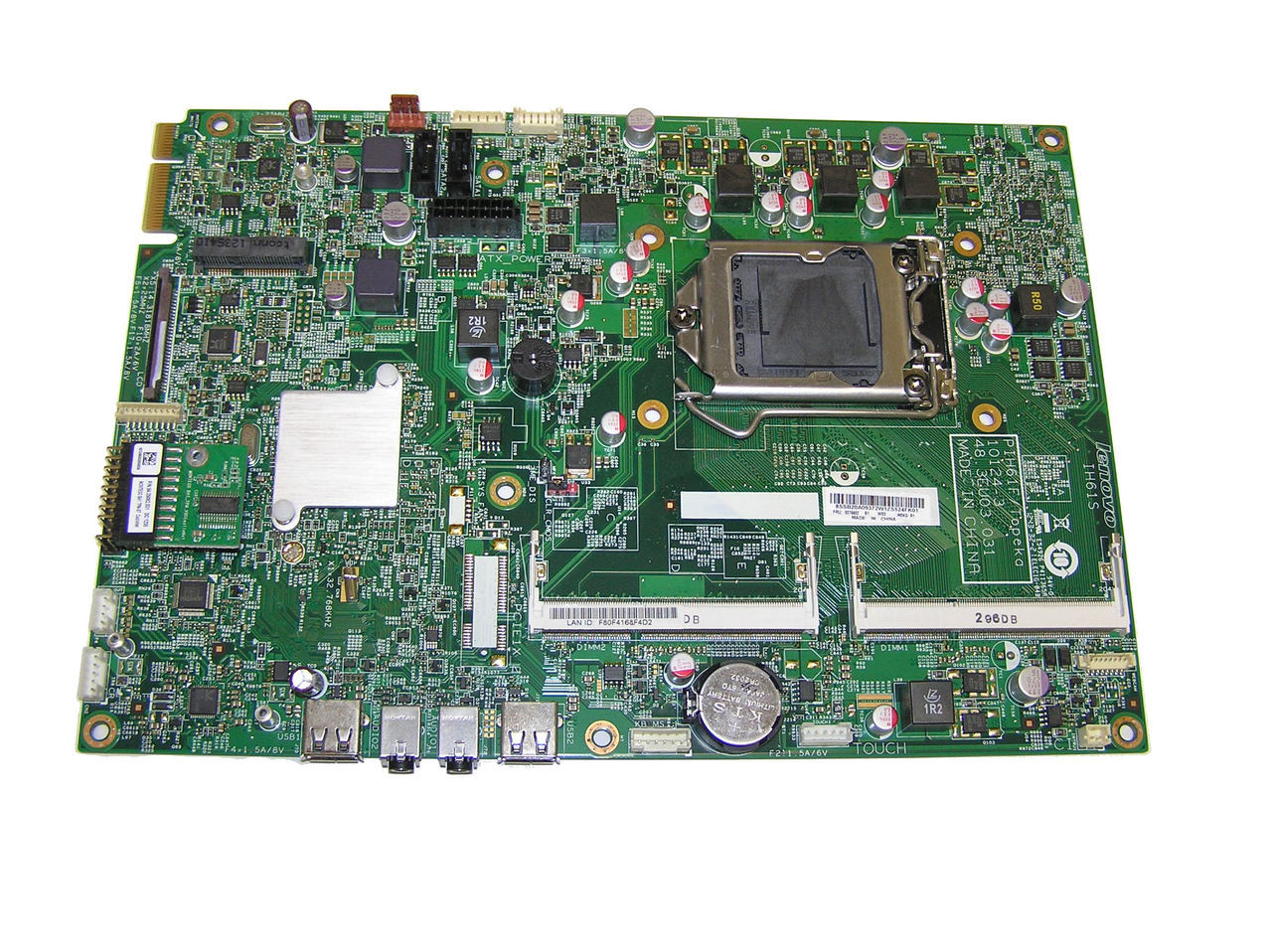 Lenovo ThinkCentre M72z M71z Motherboard 03T6588 03T6605 03T6589