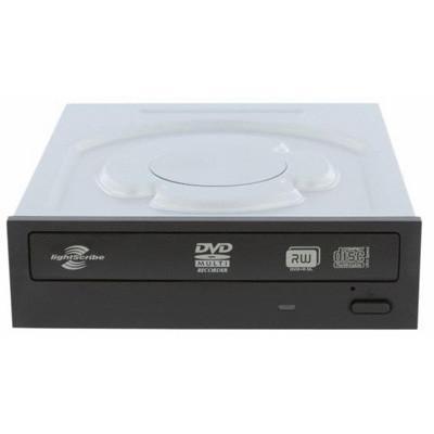 LITE-ON IHAS224-06 Lightscribe 24X SATA DVD+/-RW Dual Layer Drive