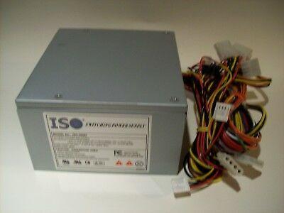 450W ATX PSU ISO-500D