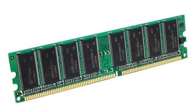 Dell J0203 Genuine Dimm, 1G, 400Mhz, 125X64, 8K, 184 0J0203