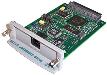 HP Jetdirect Network Print Server Card Laserjet 600N J3113A 10/10