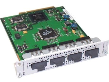 HP J4112A 4-Port 100Fx Module