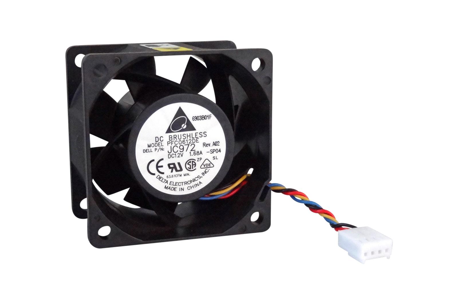 JC972 Dell PowerEdge 2950 Fan Assy.
