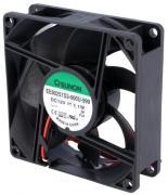 JAMICON JF0825S1M-HR cooling fan DC12V 0.15A 80X80X25mm 4-pin connector