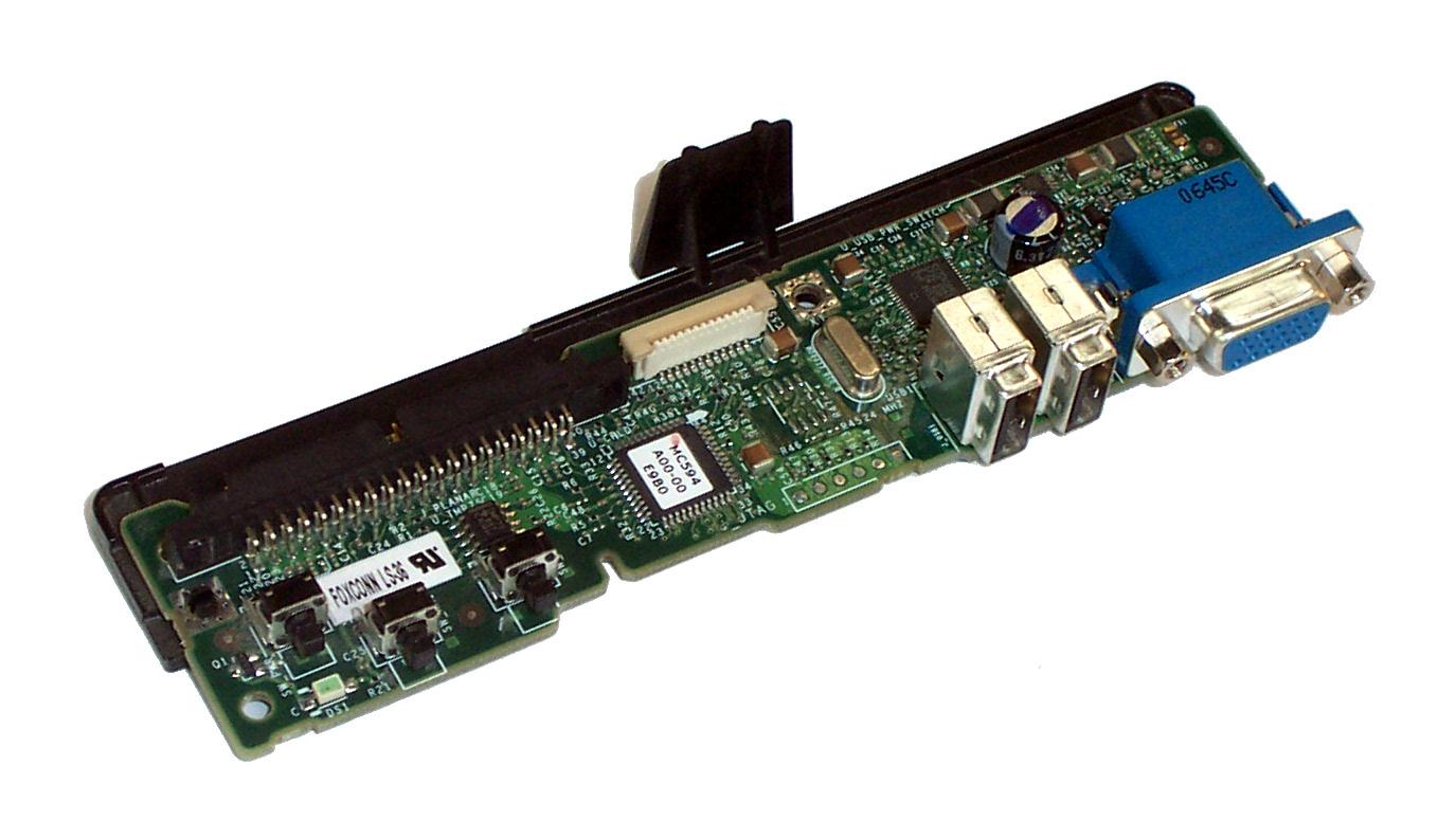 Dell Poweredge 2950 USB/VGA Control Panel Assembly