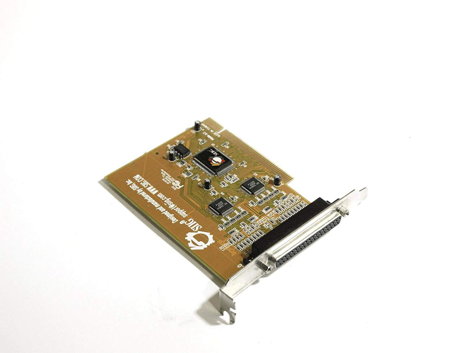 SIIG PCI I/O CARD DUET PARALLEL PCI