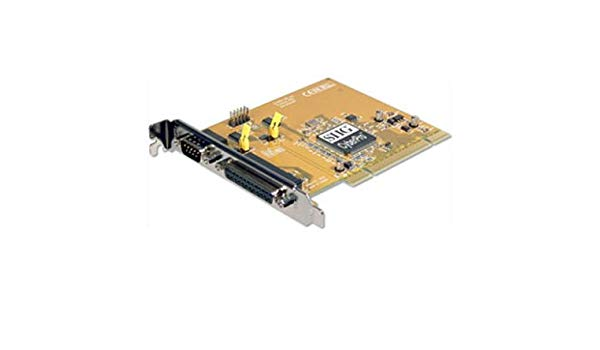 CYBER DUAL PCI 16550 FAST SERIAL 16 BYTE BUFFER