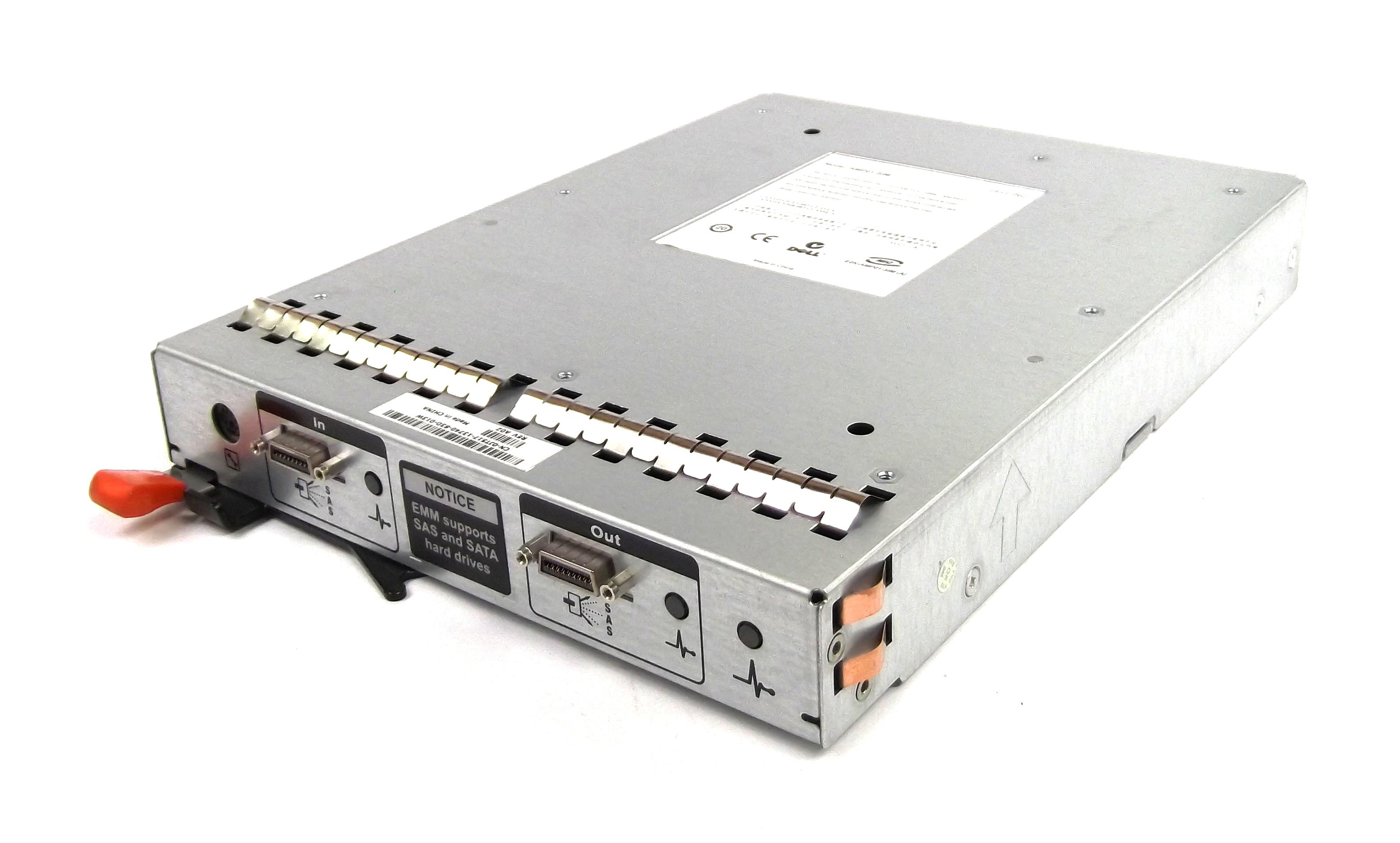 Dell Powervault MD1000 SAS/SATA Controller Module AMP01-SIM JT517