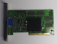 82088D/V1 Jaton 16MB Agp Video Card With Vga Output