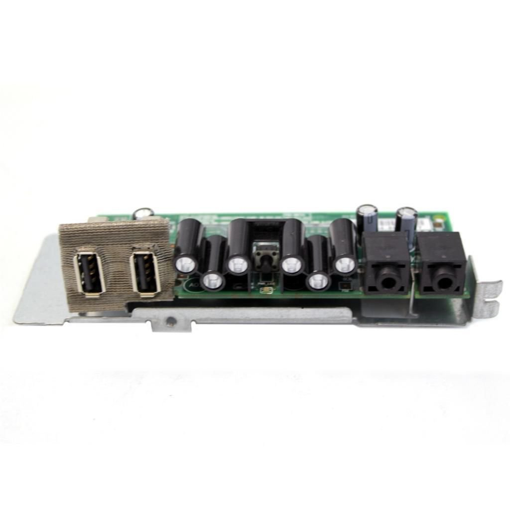 JY058 Dell Precision Workstation T3400 Front I/O Panel Audio; USB