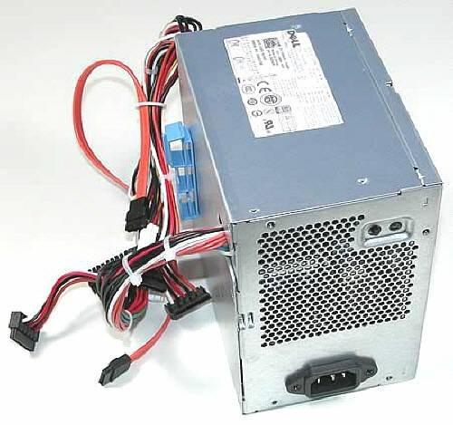 Genuine Dell H305P-02 Desktop Computer Power Supply 305W 0K346R K346R