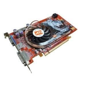 ATi Radeon X800 PCI-e 256MB DVI-VGA-TV Card