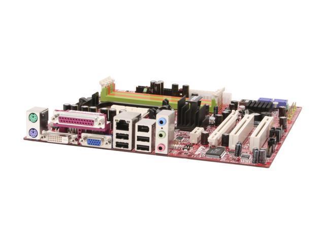 MSI AM2 ATI RADEON XPRESS 1150 MICRO ATX AMD