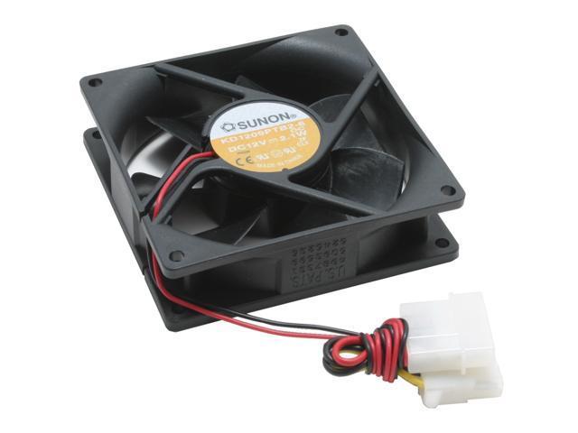 Sunon Kd1209Ptb2 Fan Dc12V 2.2W 2-Wire