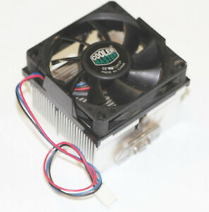 Genuine OEM Socket 462/A Fan & Heatsink KDH-5058A - Compaq S6200 S6000 Desktop