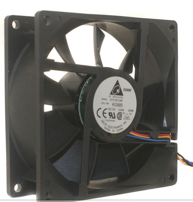 Dell Precision 490 PowerEdge SC1430 Fan Assembly