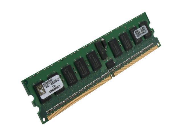 KTD-WS670/1G 1GB PC2-3200 Registered 240-pin DIMM