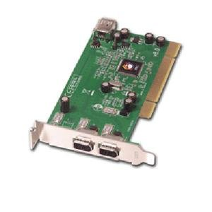 Siig Lp-N21011 Siig Firewire Low Profile Pci 2-Ext. 1-Int