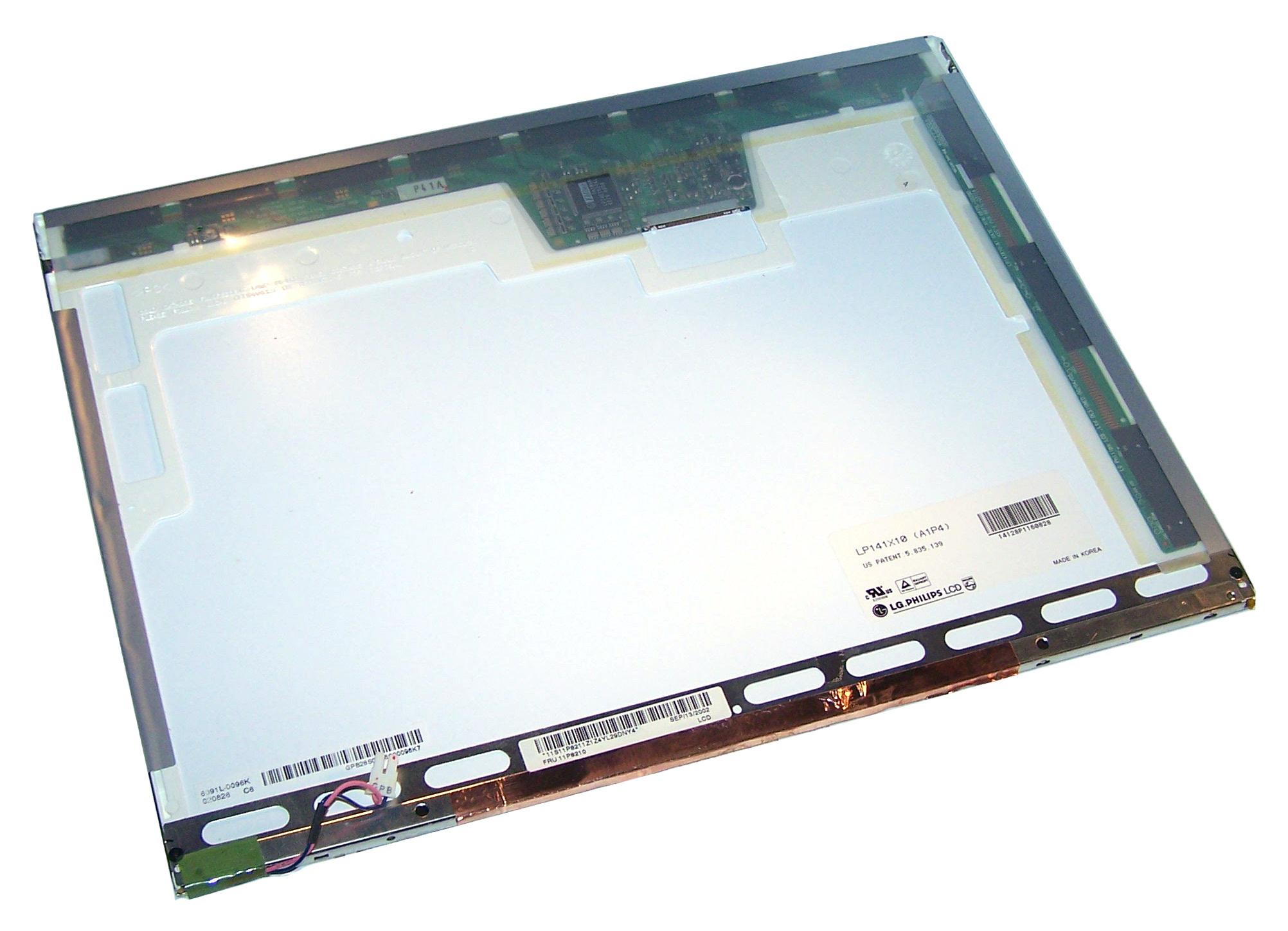 Lg Philips 14.1 Xga Lcd Display Lp141X10 (A1)(C5) Lp141X10-A1C5