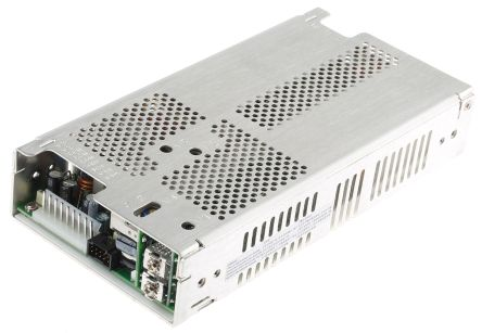 AC/DC Power Supply Quad-OUT 5V/12V/-12V/V to 25V 15A/6A