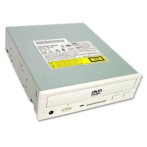 LiteOn LTD-166S - 16x IDE DVD-ROM Drive