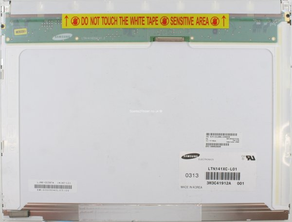 Samsung Lcd Display Panel 14.1 Inch Xga For HP Evo N610C LaptoPS Ltn1
