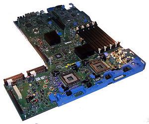 M332H Dell PowerEdge 2950 2 x Xeon Dual/Quad Core System Board W/O CPU