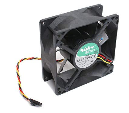Nidec TA350DC Fan 3 wire 3 pin